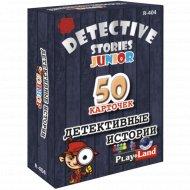 Настольная игра «Детективные истории: юниор».
