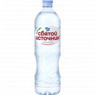 Вода питьевая «Святой источник» негазированная, 1 л