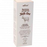 Крем дневной «Milk Line» протеины молодости, 50 мл.