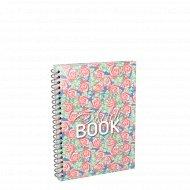 Скетчбук «Орнамент из роз» 01214.