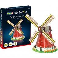 3D пазл мини «Revell» Голландская мельница