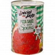 Пюре томатное «Pizza Sauce» для пиццы со специями, 4100 г.