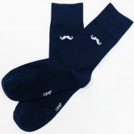 Носки мужские «Mark Formelle» темно-синие, размер 27.