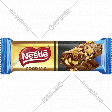 Конфета «Nestle Good Mix» с арахисом и шоколадом, 33 г.