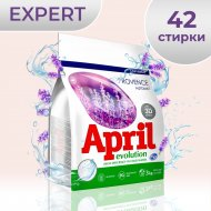 Порошок стиральный «April Evolution Provence» автомат, 3 кг.