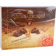 Конфеты шоколадные «Бабаевский» с дробленым кешью, 170 г.