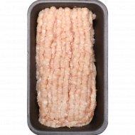 Фарш мясной «Из цыпленка со шпиком» трумф 1 кг., фасовка 0.7-0.9 кг