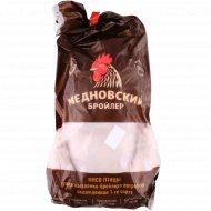 Тушка цыпленка-бройлера, охлажденная, 1 кг., фасовка 1.5-2.2 кг