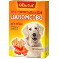 Лакомство мультивитаминное для собак «Морская форель» 90 таблеток.