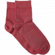 Носки женские «Mark Formelle» пионовые, размер 23.