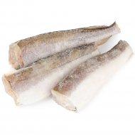 Рыба мороженая «Хек» 1 кг., фасовка 0.9-1.5 кг