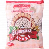 Фасоль белая «Бабушкина кухня» 0.6 кг.