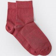 Носки женские «Mark Formelle» пионовые, размер 25.