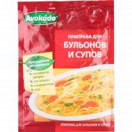 Приправа «Avokado» Для бульонов и супов, 25 г.