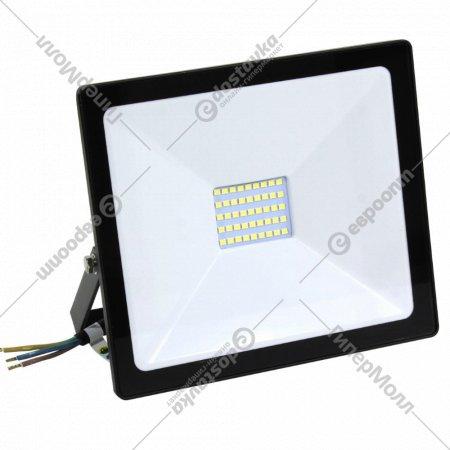 Прожектор «Smartbuy» 30W, 6500K, IP65, LED.