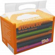 Салфетки влажные «Lovular» набор, 6x10 шт.