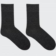 Носки мужские «Mark Formelle» темно-серые, размер 27.