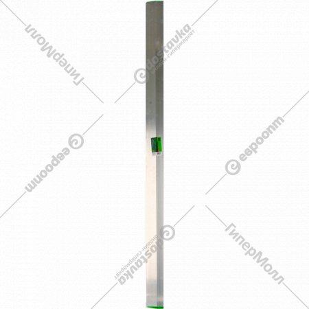 Правило алюминиевое «Трапеция» 1 ребро жесткости, 1.5 м.