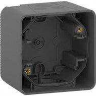 Коробка наружного монтажа «Schneider Electric» Mureva S, MUR37911