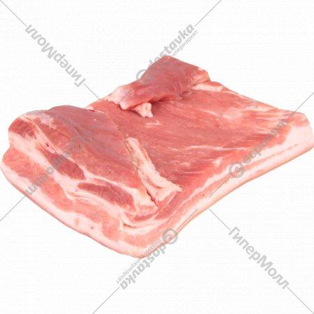 Полуфабрикат из свинины «Грудинка свиная бескостная» 1 кг.