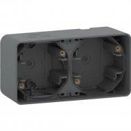 Коробка наружного монтажа «Schneider Electric» Mureva S, MUR37914