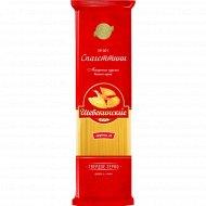 Макаронные изделия «Шебекинские» спагеттини, 450 г