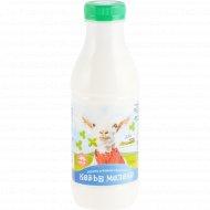 Молоко козье цельное 3%, 500 мл.