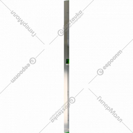 Правило алюминиевое «Трапеция» 1 ребро жесткости, 2 м.