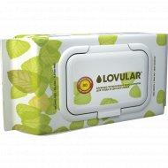 Влажные фито-салфетки «Lovular» 80 шт