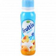Напиток йогуртный «Fruttis» персик 0.1 %, 285 г