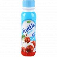 Напиток йогуртный «Fruttis» вишня 0.1 %, 285 г.