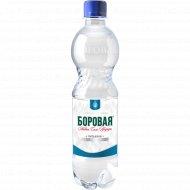 Вода питьевая «Боровая» негазированная, 0.5 л.