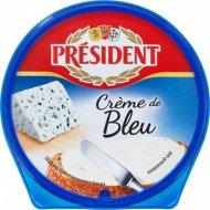 Сыр плавленый «President» Creme De Bleu, 125 г.