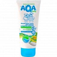 Легкий крем-тальк «AQA baby» для кожных складочек малыша, 100 мл.