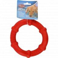 Игрушка из каучука для собаки «Кольцо изогнутое» 15 см.