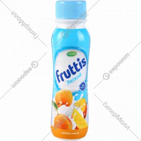 Напиток йогуртный «Fruttis» абрикос-манго 0.1 %, 285 г.