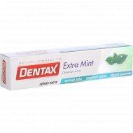 Зубная паста «Dentax» двойная мята 100 г.