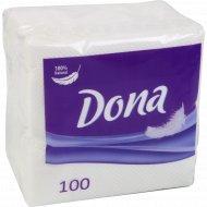 Салфетки бумажные «Dona» 100 шт.