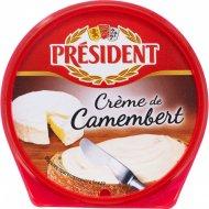 Сыр плавленый «President» Creme De Camembert, 125 г.