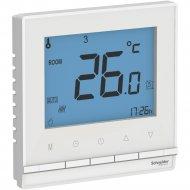 Термостат теплого пола «Schneider Electric» AtlasDesign, ATN000138