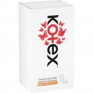 Ежедневные прокладки «Kotex» нормал, 56 шт.