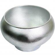 Горшок печной алюминиевый литой без крышки объём 2.5 л.