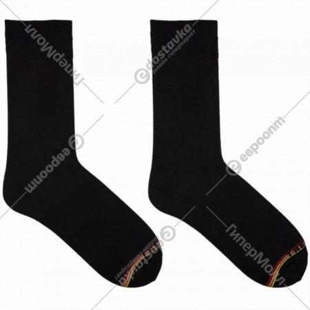 Носки мужские «Термо» черные, размер 25.