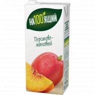 Нектар «На100ящий» персик-манго 950 мл.