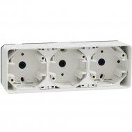 Коробка наружного монтажа «Schneider Electric» Mureva S, MUR39913