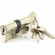 Цилиндровый механизм 70 мм, 4 ключа.