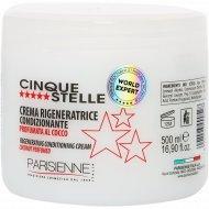 Крем-кондиционер для волос «Рarisienne» с ароматом кокоса, 500 мл.