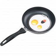 Сковорода алюминиевая, диаметр 24 см.