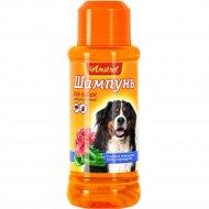 Шампунь для собак «Amstrel» с маслом пальмарозы и алоэ, 120 мл.