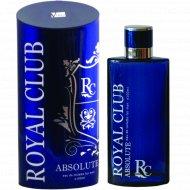 Туалетная вода мужская «Royal Club Absolute» 100 мл.